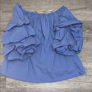 NWOT- Zara Woman blouse